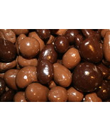 MILK AND DARK CHOCOLATE BRIDGE MIX, 5LBS - $38.24