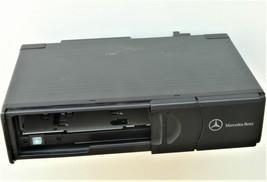 MERCEDES BENZ OEM FIBER OPTIC 6 DISC CD CHANGER - REFURBISHED W/ WARRANTY - $135.00