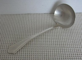 Vintage GRAVY SAUCE LADLE 1917 Oneida VERNON ASHLEY Community Silverplate - $6.30