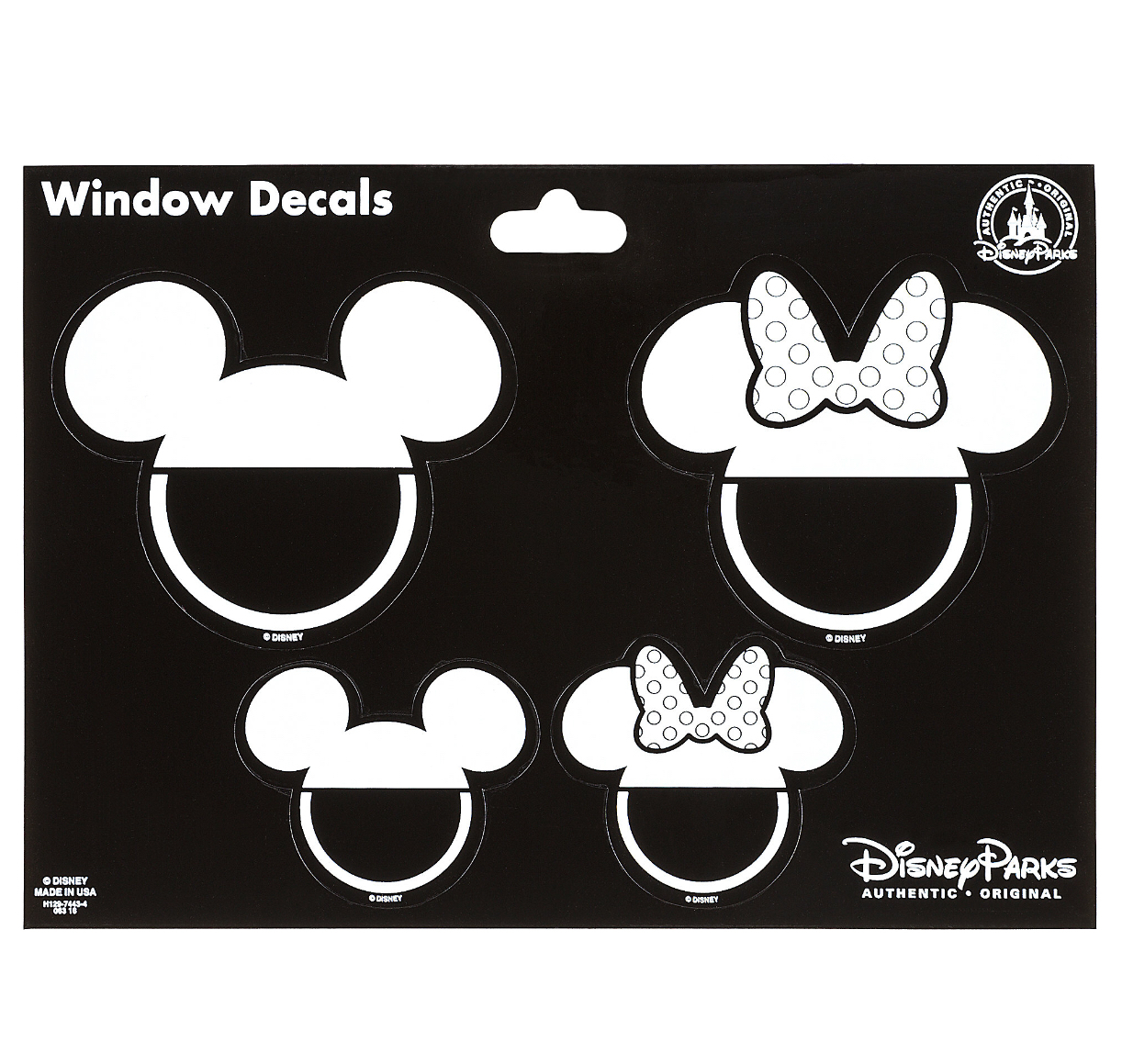 Mickeydecalset