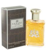 SAFARI by Ralph Lauren Eau De Toilette Spray 2.5 oz - $51.95