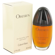 OBSESSION by Calvin Klein Eau De Parfum Spray 1.7 oz - $28.95