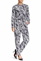 73% OFF Trina Turk Zandra Jumpsuit Indigo Size 6 NWT $328 - $93.87