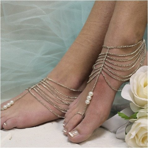 3ba3c98ce73 Bf16 silver grecian goddess barefoot sandals foot jewelry catherine cole  1024x1024