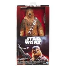 "Star Wars Chewbacca 12"" Action Figure - $24.74"