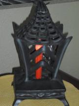 Gemmy Halloween Flickering Flame Gothic Lantern Prop - €26,50 EUR