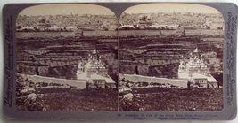4 Stereo Views Jerusaleum Palestein Area 1900s - $14.95