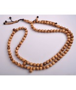 5X Pieces of Large Olive wood Islamic prayer beads,muslim Tasbih-Worry B... - $123.75