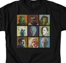 Star Trek Villains T-shirt Klingon Gorn Original series graphic t-shirt CBS742 image 2