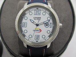 US Open Citizen Eco - Drive Collectible Watch 2014 Limited Edition E111-... - $126.23