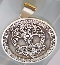 Pendant Torus Hammer Amulet Jewelry 925 sterling silver (c633) Bitcoin  - $42.57