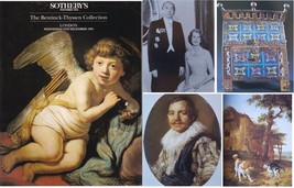 Sothebys Old Master Paintings London 1995 The B... - $8.90
