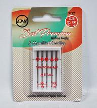 Clover Needlecraft Metallic Needle Assortment 90/14 and 100/16 - $6.95