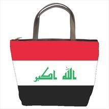 Iraq Flag Bucket Bag - $29.52