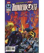 Marvel THUNDERBOLTS (1997 Series) #2b FN+ - $1.29