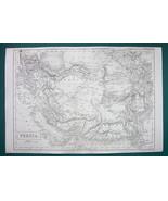 PERSIA Iran Pakistan Afghanistan - c. 1835 Orig... - $33.66