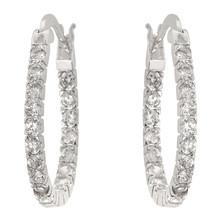 Inside-Out Hoop Earrings - $24.29