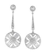Cubic Zirconia Zodiac Earrings - $25.19