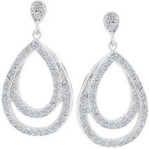 Evening Drop Earrings - $37.79