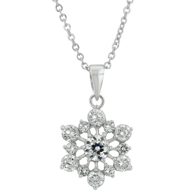 Primary image for Snowflake Pendant