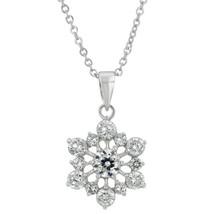 Snowflake Pendant - $19.79