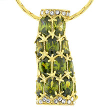 Amazon Green Pendant - $31.49