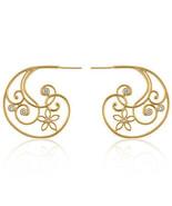 Floral Delight Earrings - $50.39