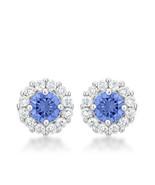 Bella Bridal Earrings in Light Purple - $16.19