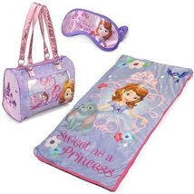 Disney HK318329 Sofia The First Sleepover Set - $89.09