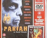 PARIAH / THE STENDHAL SYNDROME 2 x  DVD MOVIES. NEW. Region 2