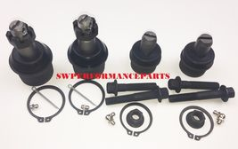 A-Team Performance Super Duty Upper and Lower Ball Joints Set XRF Chassis Kit 2W