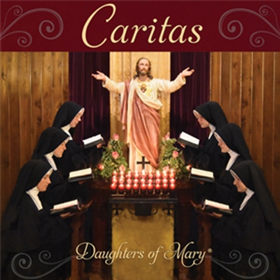 Caritas by the daughters of mary mother of our savior