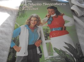 2-Skein Sweaters to Knit & Crochet - $7.00