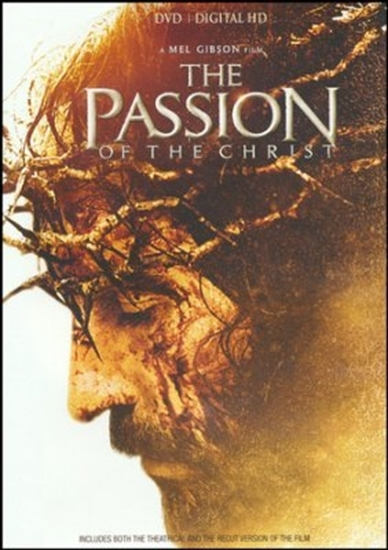The passion of the christ  bilingual   dvd digital hd   directed by mel gibson