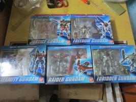 AMIA Aegis Duel Buster Blitz Strike Gundam Seed Raiden Forbidden calamit... - $349.98