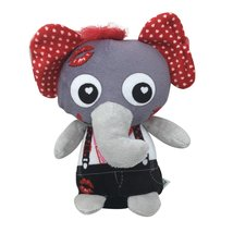 7 '' Valentines Pal Plush (Gray Elephant) - $3.99