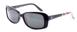 Harley Davidson HD0302X 01A Women's Sunglasses Black 56-16-135 Smoke Lens + CASE - $42.31