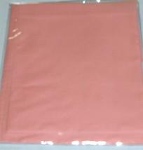 Sferra LARINO Boudoir Sham Salmon Egyptian Cotton Oxford New - $33.90