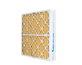 MERV 11- 14x24x4 Pleated Furnace  HVAC Air Filters A/C (6 pack) - $137.99