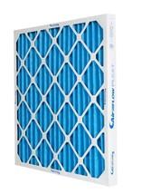 15x20x1 MERV 8 Pleated HVAC Air Filters (6 pack = 1 1/2 year supply). - $44.99