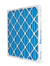 20x20x1 Merv 8 Rated Pleated HVAC Furnace Air Filters. Made in the USA (12 pack) - $64.99