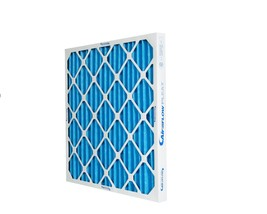 18x18x1 Merv 8 Pleated Furnace HVAC Air Filters (12 pack). Made in NC! - $69.99