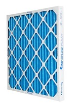 14x25x2 MERV 8 Pleated HVAC Air Filters (12 pack = 3 year supply). Made in NC. - $69.99