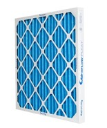 14x25x1 MERV 8 Pleated HVAC Air Filters (6 pack, 1 1/2 yr supply!) Made in NC. - $48.99
