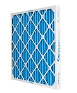 14x25x1 MERV 8 Pleated HVAC Air Filters (6 pack, 1 1/2 yr supply!) Made ... - $48.99