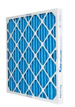 MERV 8 - 16x16x2 Pleated Home Air Filters (12 pack of filters) - FREE shipping - $86.99