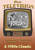 The Ruggles - Classic TV DVD - Nostalgia Merchant - $10.84