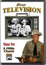 Tales of The Texas Rangers Vol.2 DVD Nostalgia Merchant - $10.84