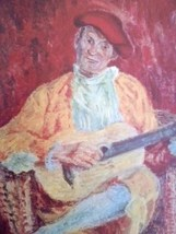 PZONASZKO 17x26 Man with guitar - $45.07
