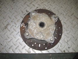 POLARIS 2005 SPORTSMAN 800  4 X 4 LEFT FRONT HUB WITH BRAKE DISC  PART  ... - $40.00